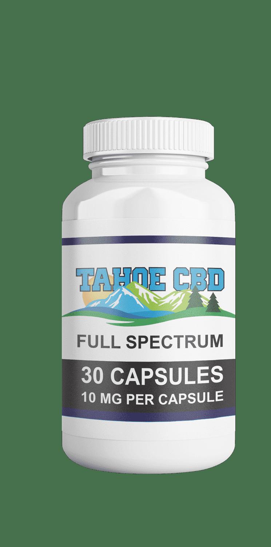 CBD Oil South Lake Tahoe Capsules
